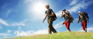 Cartes GPS pour la randonnée vtt trail