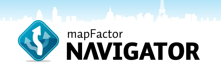 GPS android Map Factor